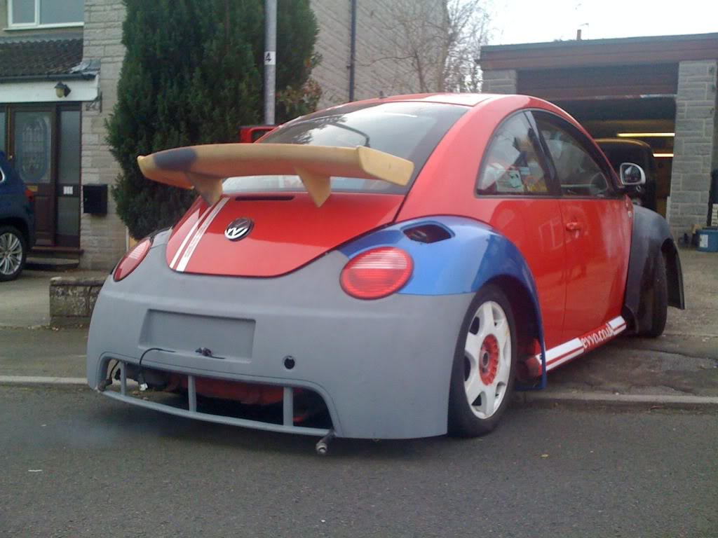 Robbie Rocket - New Beetle Cup Car Replica - Page 3 8592e8ae