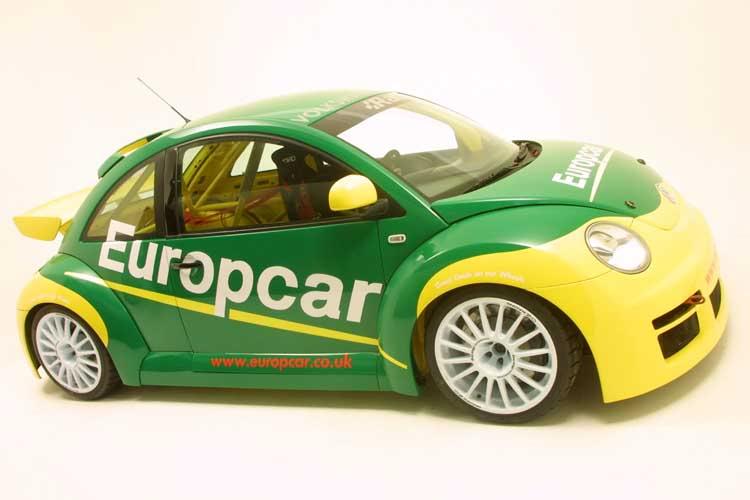 Robbie Rocket - New Beetle Cup Car Replica BeetleStudioLo-Res