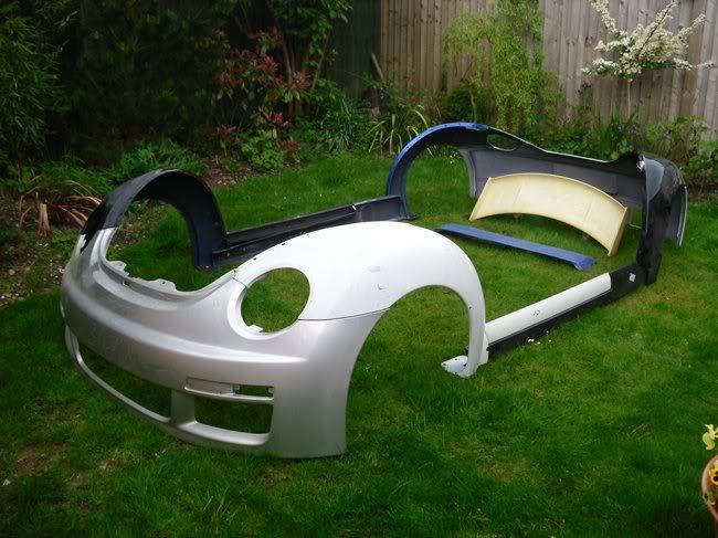 Robbie Rocket - New Beetle Cup Car Replica DSCI0002fg