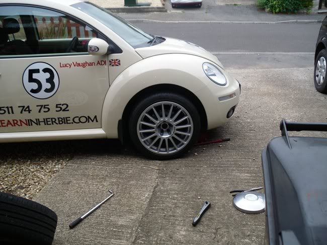 Robbie Rocket - New Beetle Cup Car Replica DSCI0014gh