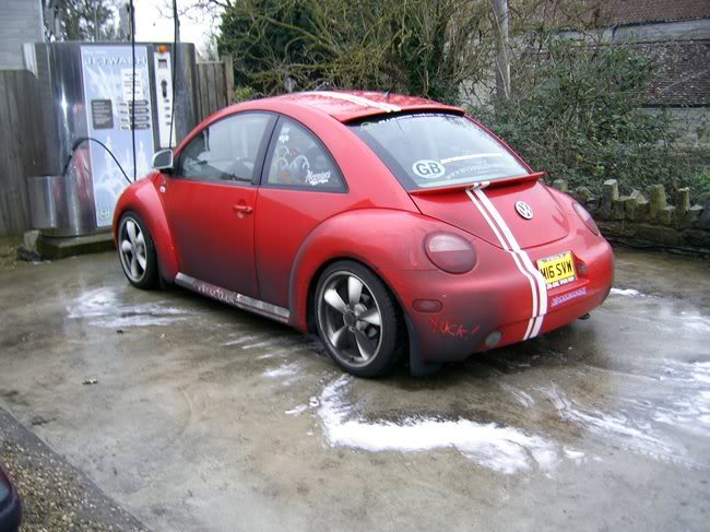 Robbie Rocket - New Beetle Cup Car Replica PIC_0059rt