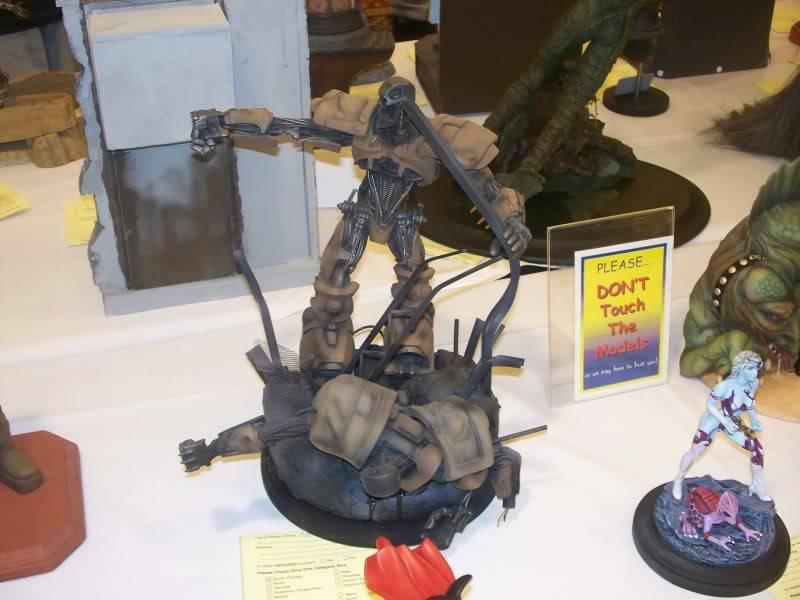 Warrior Robot (Judge Dredd) 740