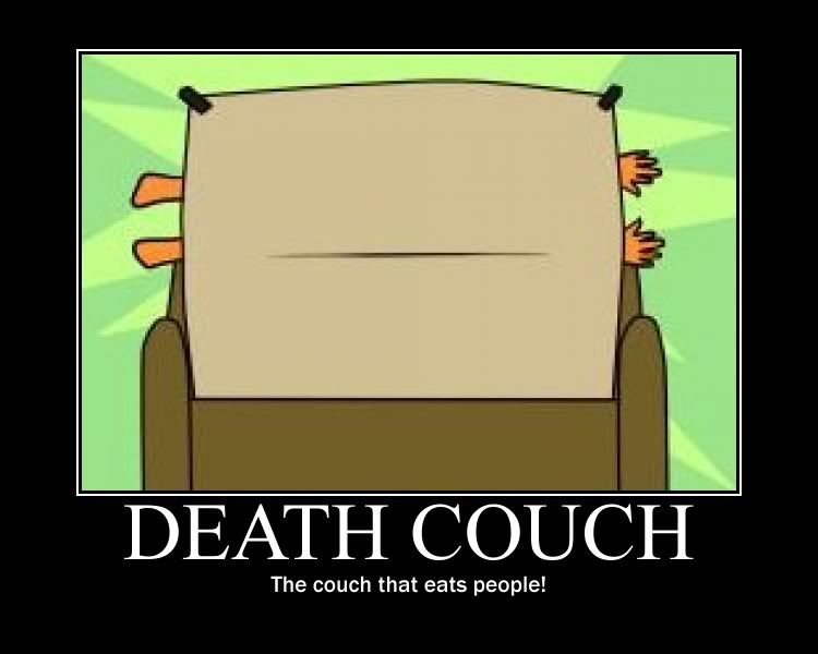 """""""Our World"""" Motivational posters Deathcouch"""