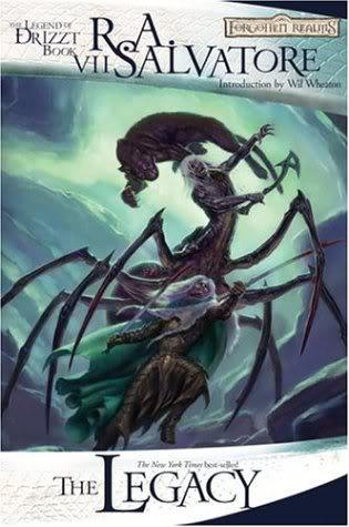 [Saga] El Elfo Oscuro (R.A. Salvatore) - Página 2 Legado