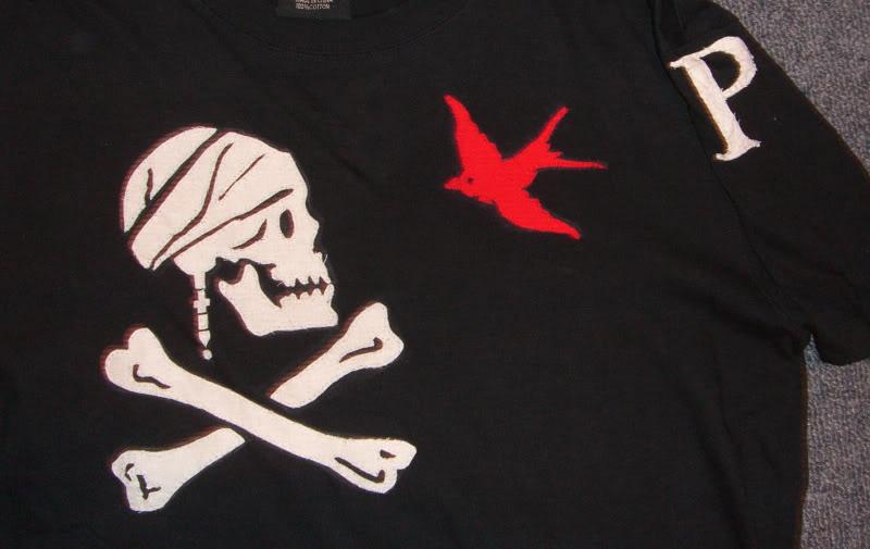Jolly Roger T-shirt Shirt