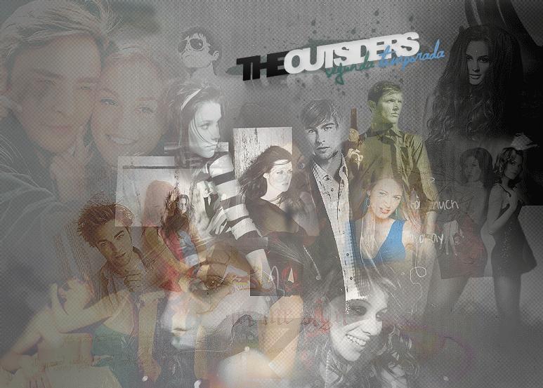 [ T H E . O U T S I D E R S ] ..... Vuelve con su segunda temporada. 001theoutsiders