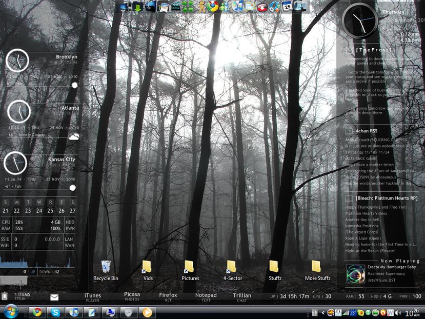ITT: We post our Desktops! Desktop