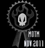 MOTM Nov 2011