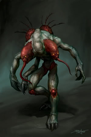 [Shared with Zero] ;;SLENDERMAN;; [APPROVED, 1-2] Doom_3___Maggot_by_Beloved_Creature