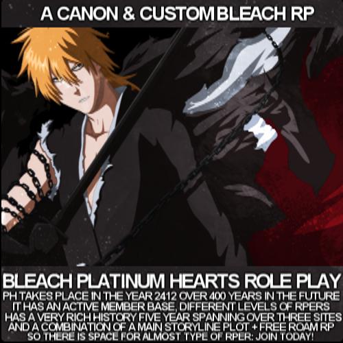 Bleach Platinum Hearts (Affiliate)  Image3871