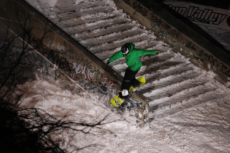 Stairs Master Alex-cantin