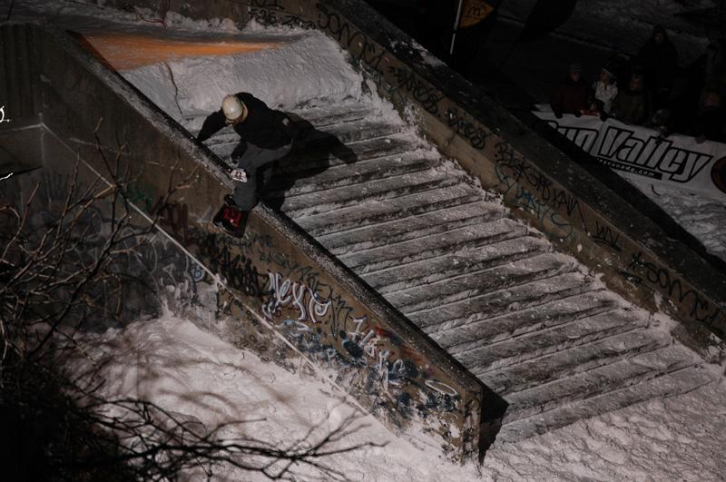 Stairs Master Chris-rotax