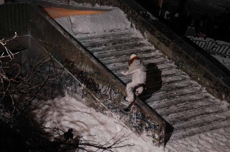 Stairs Master Sylvain-beauchene