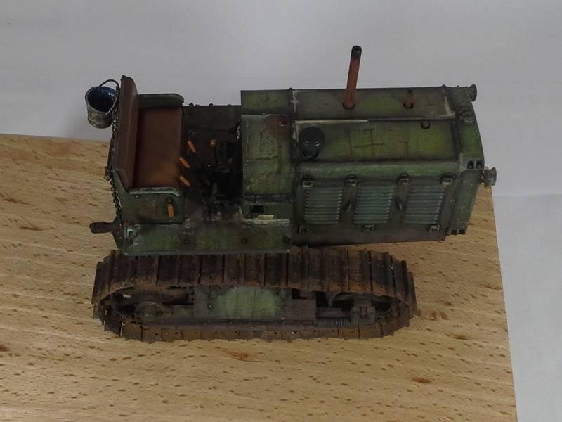 Tracteur Russe ChTZ S-65 [ TRUMPETER ] + Canon + Soldats [ MINI ART ] dans la boue de RUSSIE. 20160417_2001311_zpspamh16mp