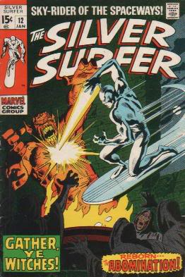 ABOMINATION Silversurfer12