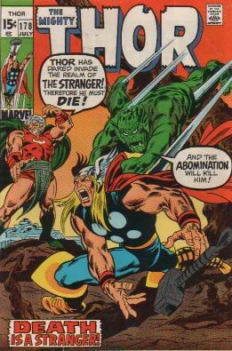 ABOMINATION Thor178