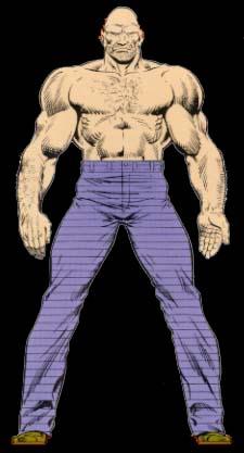 L'HOMME-ABSORBANT ( Absorbing Man ) Bio-absorbingman