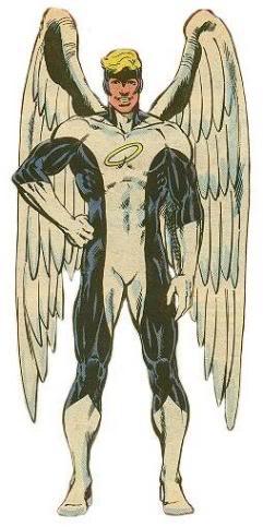 ANGEL Angelcostumebleu