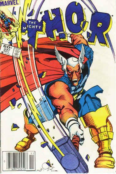 BETA RAY BILL Thor337
