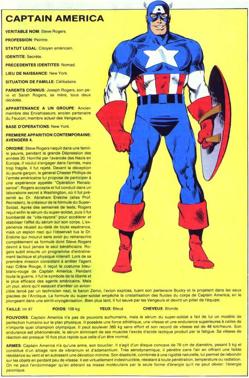CAPTAIN AMERICA Cap2