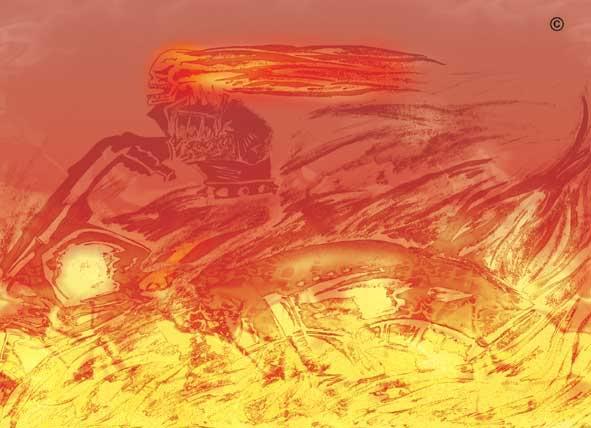 LE CAVALIER FANTOME ( Ghost  Rider ) GHOST-RIDER-