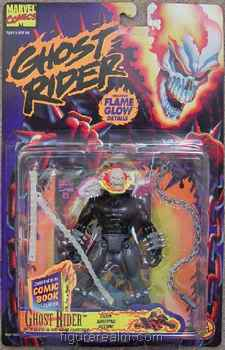 LE CAVALIER FANTOME ( Ghost  Rider ) GhostRider-Front