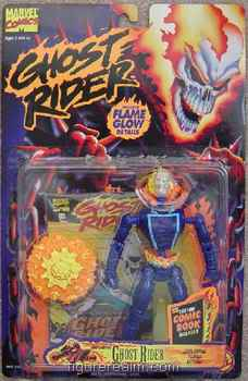 LE CAVALIER FANTOME ( Ghost  Rider ) GhostRiderExploding-Front