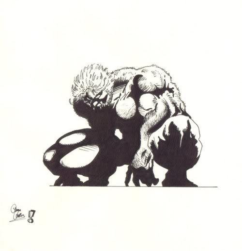 DENTS DE SABRE ( Sabretooth ) Sabretooth