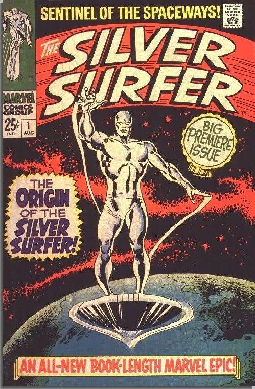 LE SURFEUR D'ARGENT ( Silver Surfer ) Ss001d