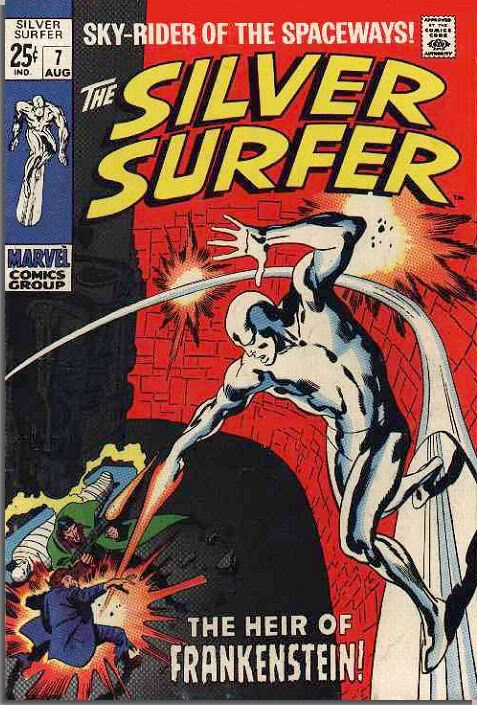 LE SURFEUR D'ARGENT ( Silver Surfer ) Ss007d