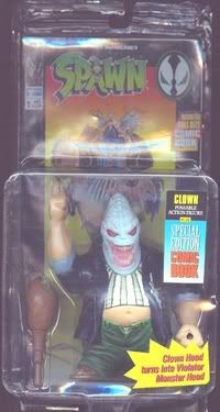 Spawn Action Figure Serie 1 Clown