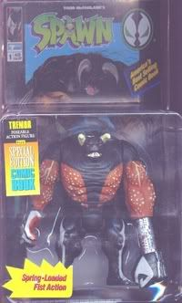 Spawn Action Figure Serie 1 Tremor