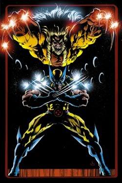DENTS DE SABRE ( Sabretooth ) WolverineSabretoothltho