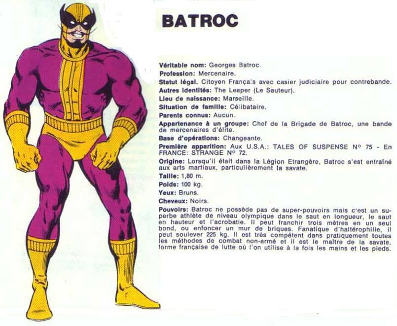 BATROC Batroc