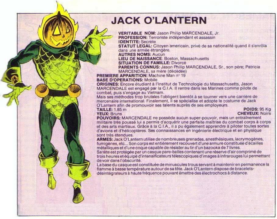 Jack O'Lantern Jackolantern
