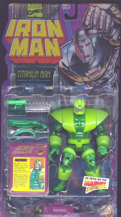 TITANIUM MAN Titaniumman