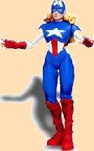 AMERICAN DREAM Toys-marvelmc2americandream