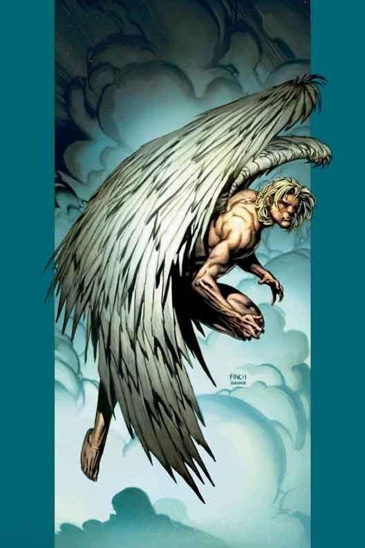 ANGEL Xmen40