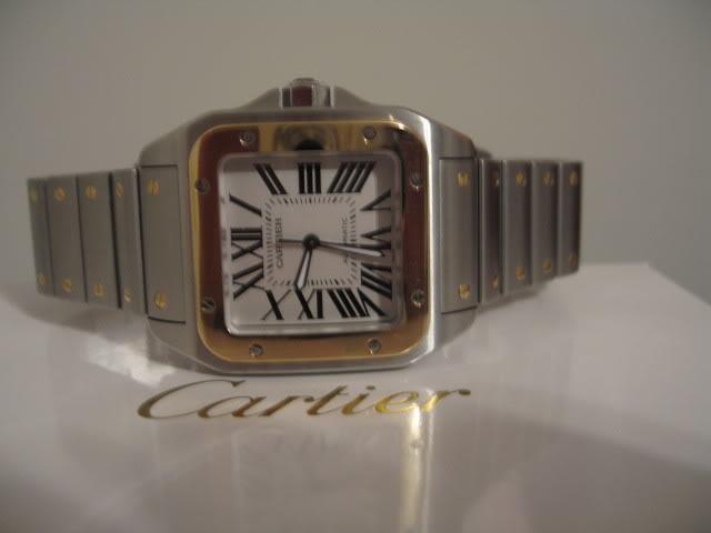 Eh ben moi j'ai testé une Cartier aujourd'hui..... IMG_0884