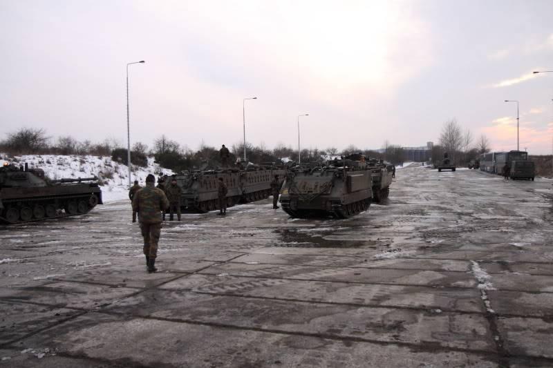 Armée Belge / Defensie van België / Belgian Army  - Page 5 DPP_0274