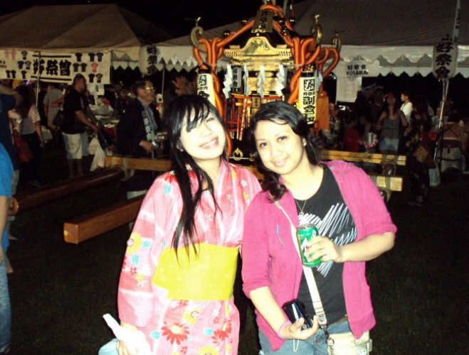 Post Your Facial Pic Here =) Japanesefestival
