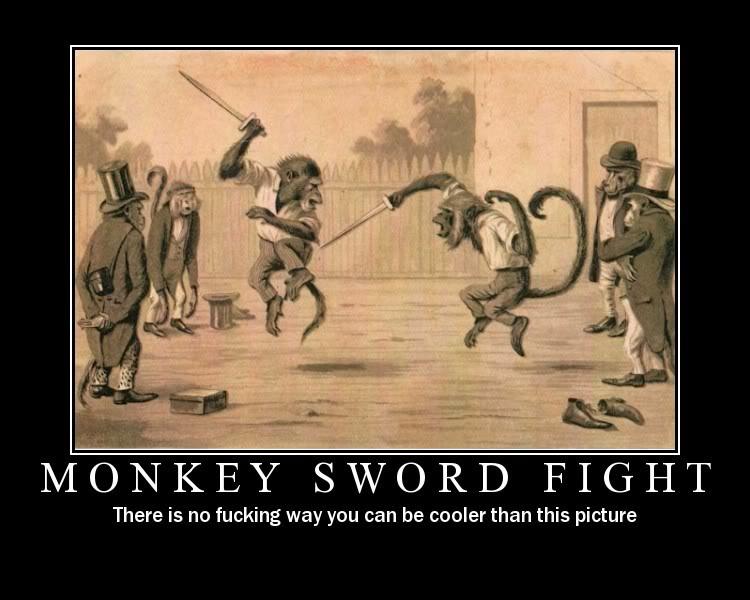 Motivational Posters Monkey
