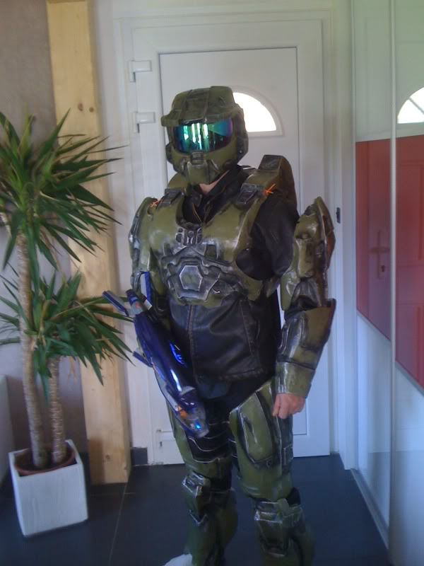 costume halo  greg -replicas Predatorcostume012-1