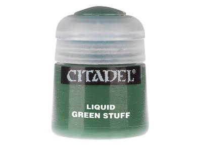 Liquid green stuff LiqGrnStuff