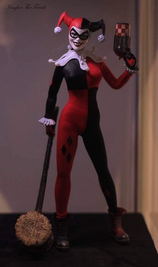 [Sideshow] Harley Quinn - Sixth Scale Figure - LANÇADA!!! - Página 2 IMG_7686