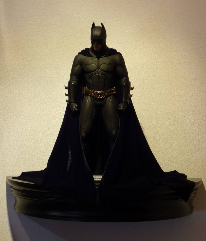 [Hot Toys] Batman Begins: Batman/ Bruce Wayne (2011 Toy Fairs Exclusive)  - Página 32 P1150149