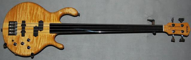 Customização de um Giannini AE04B Arrow, aka Formigão... Pedullabuzz4goldf