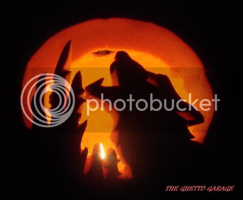 HALLOWEEN PUMPKINS IN THE GHETTO WOLF2