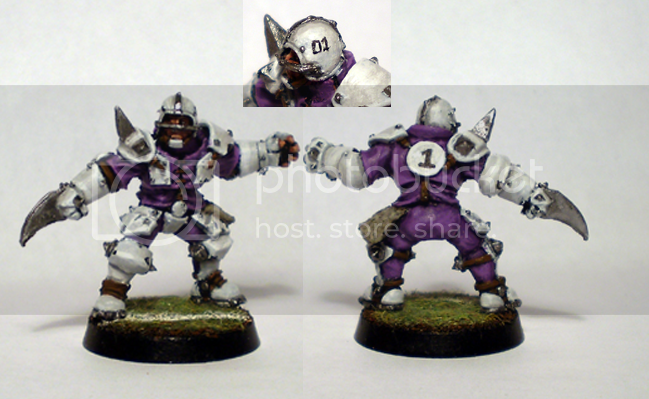 Foot's Bloodbowlers Number1