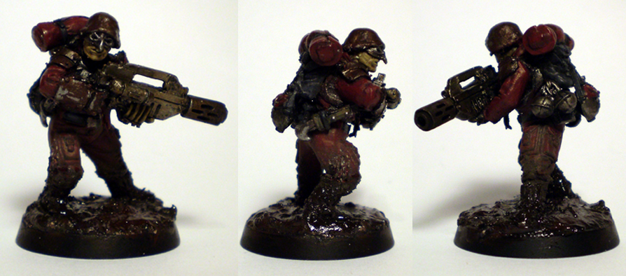 The Blood Pact(very pic heavy!) Meltafinish